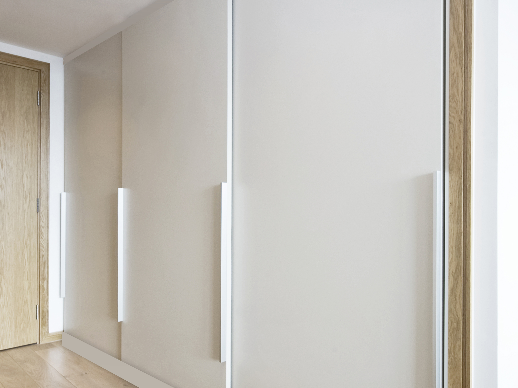 For Three Wardrobe Sliding Doors Helaform