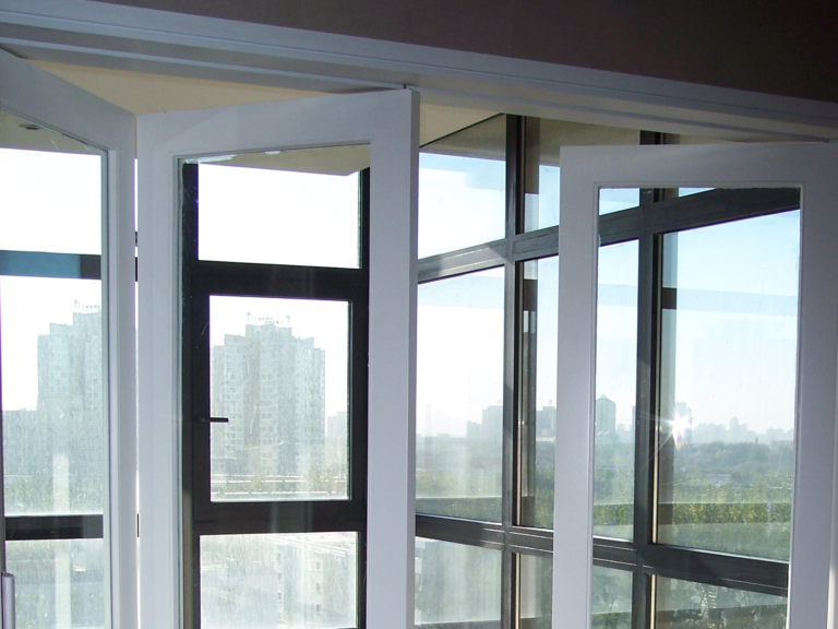 Durable folding door system for interior folding doors