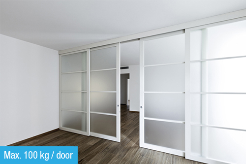 Useful information about Sliding doors - Helaform Ltd
