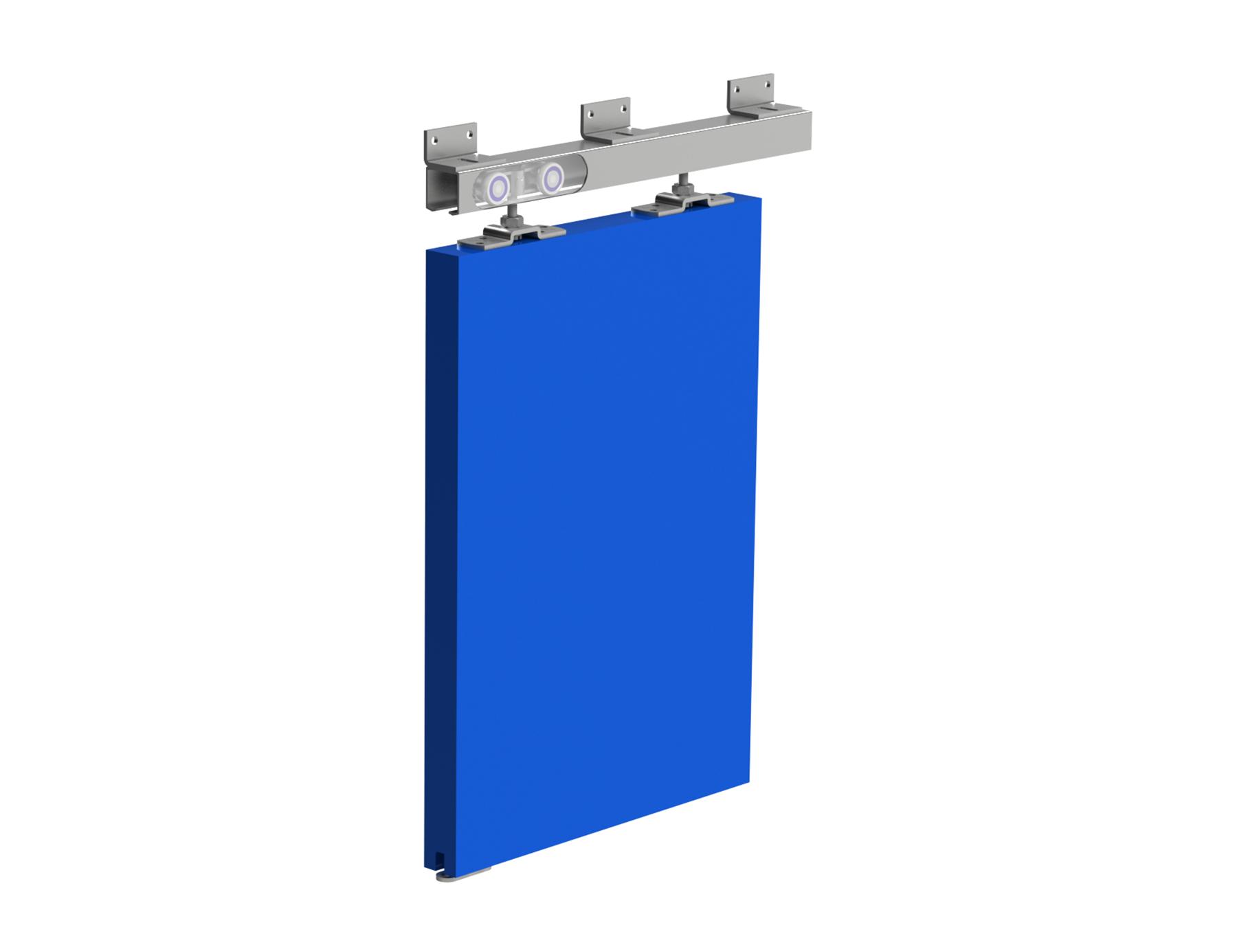 Sliding Doors With Steel Track Helaform