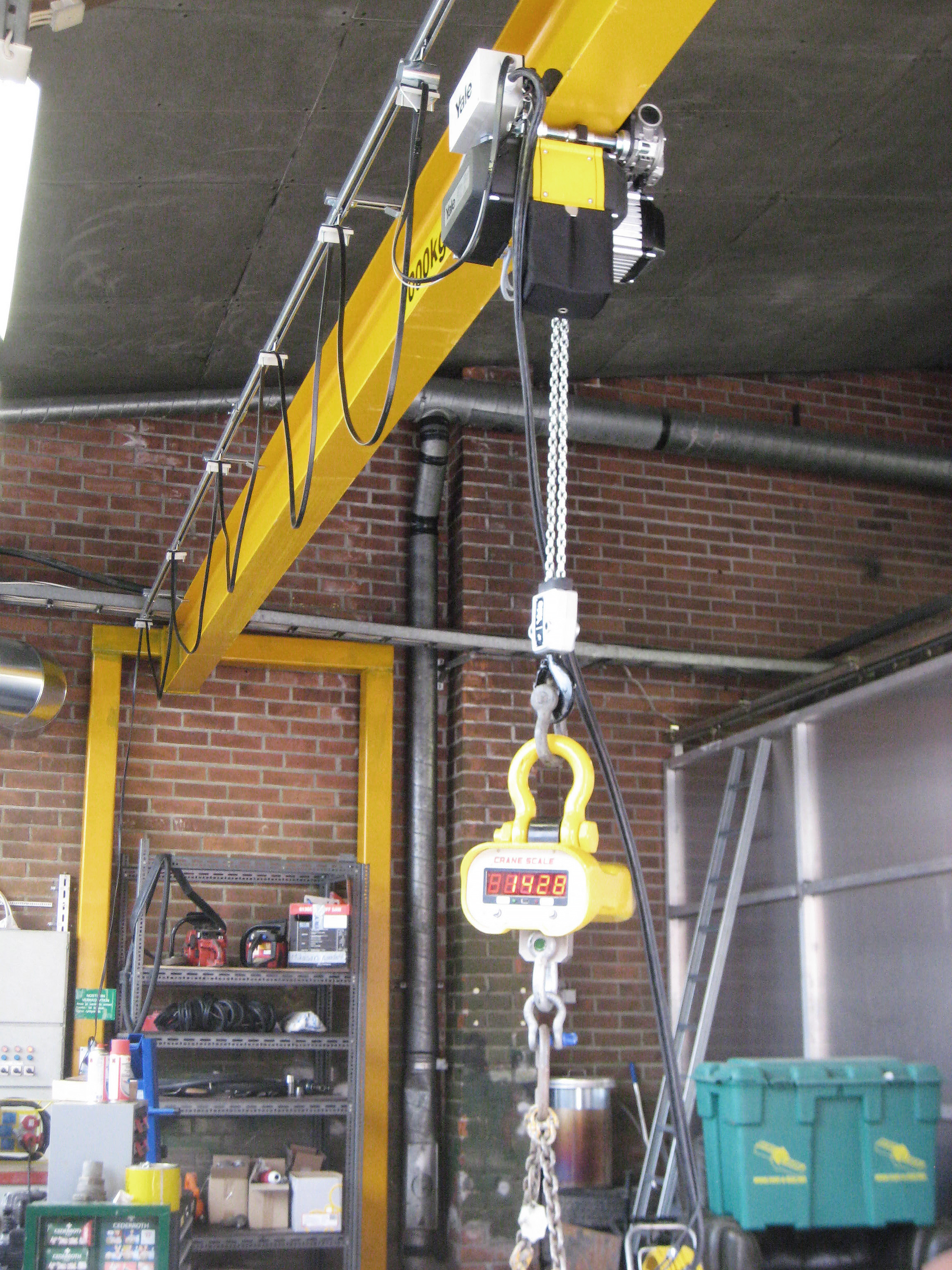 Cable Trolley System For Cables And Hoses Helaform Ltd