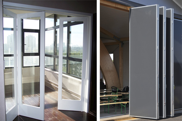 Folding Doors Transform According To Your Need Helaform Ltd